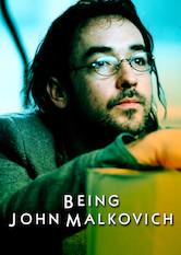 Search netflix Being John Malkovich